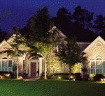 Outdoor Landscape Lighting in the East Valley