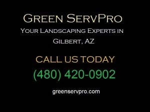call to action billbaord GreenservPro landscapingGold